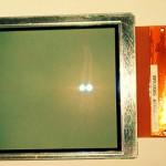 cambio pantalla equipos topcon