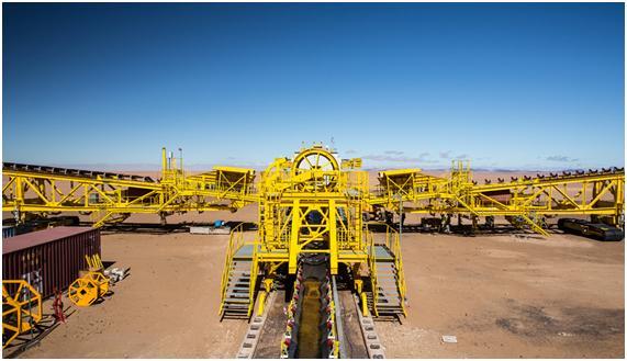 empresas de topografía española en Mauritania