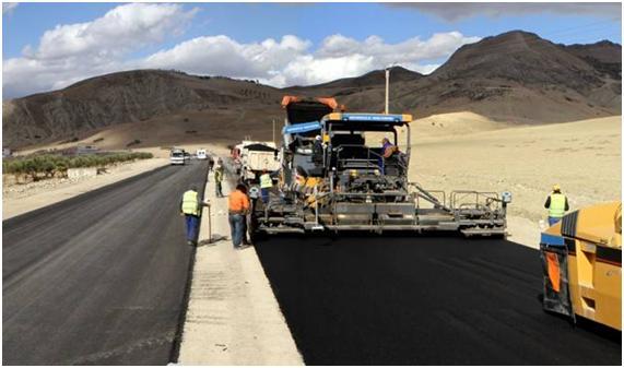 equipos para control de obra en Marruecos