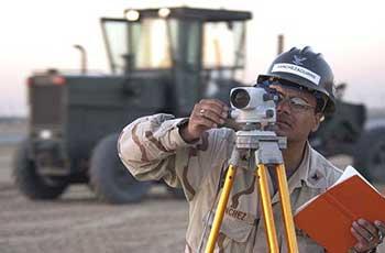 Contratación de equipos topográficos en Argelia