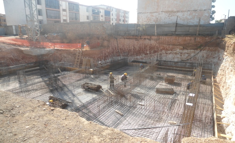 Empresa española de construcción en Argelia